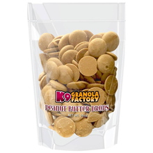 Load image into Gallery viewer, Peanut Butter Drops, 14-oz bag Dog Treats
