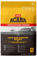 Acana + Wholesome Grains