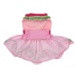 Load image into Gallery viewer, Watermelon Dog Harness Dress*.