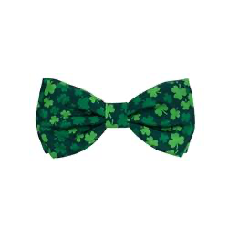 Lucky Shamrock Bow Tie