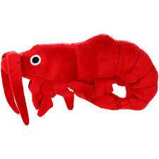Mighty Ocean Prawn Toy