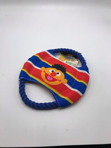 Bert & Ernie Dog Toy / Frisbee