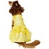 Belle Pet Costume