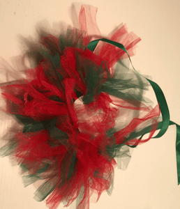 Red and Green Tutu*