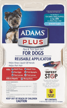 Load image into Gallery viewer, Adams Plus Flea & Tick 3 month w/ Applicator*.