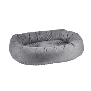 Shadow Microvelvet Donut Bed.