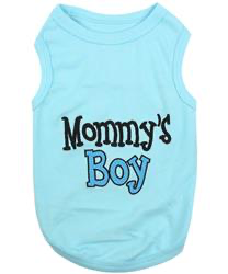 Mommy's Boy Shirt*