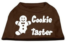 Load image into Gallery viewer, Cookie Taster Screen Print Shirts*.
