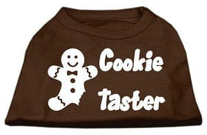 Cookie Taster Screen Print Shirts*.