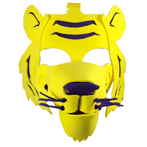 LSU Tiger Masks