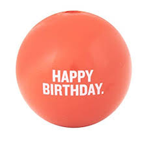 Load image into Gallery viewer, Happy Birthday Ball