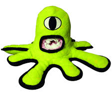 Tuffy Alien Toy