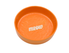 Load image into Gallery viewer, Etched Meow Bowl