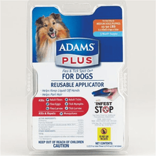 Load image into Gallery viewer, Adams Plus Flea & Tick 3 month w/ Applicator