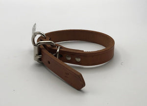 Plain Leather Collar*.