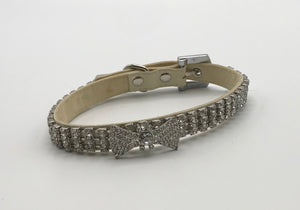 White Diamonds Collar