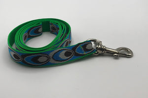 Retro Oval Leash*.