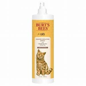 Burt's Bees Dander Reducing Spray for Cats