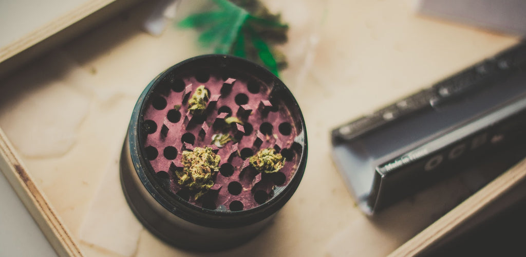 This Is How To Clean Your Grinder