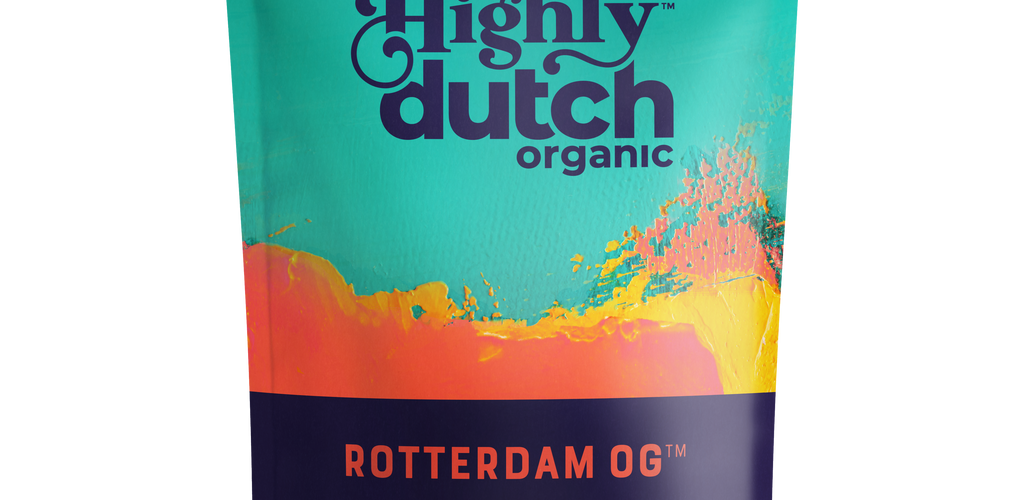 TGOD Rolls Out Highly Dutch Organic