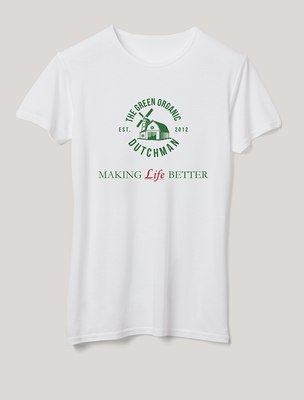 TGOD - Making Life Better T-Shirt For Women