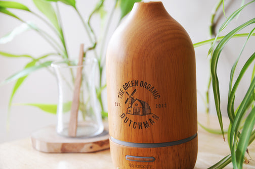 Wooden Ultrasonic Diffuser