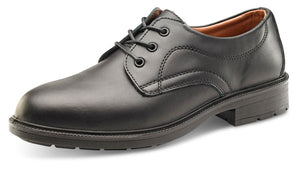 MANAGERS SHOE S1 BLACK | Cavan Safety Supplies
