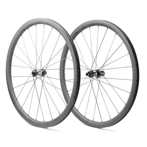 Curve G4T All Road Disc Wheels | Tar, dirt, worse, they'll handle it