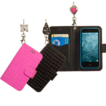 Phone Key'Purse Diary Case
