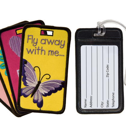 Not Just a Luggage Tag