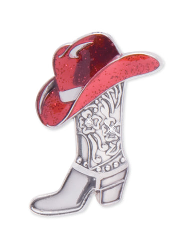 *Small Spaces* Boot and Hat (SKU: 01A-120)