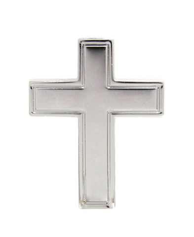 *Small Spaces* Plain Cross (SKU: 01A-305)