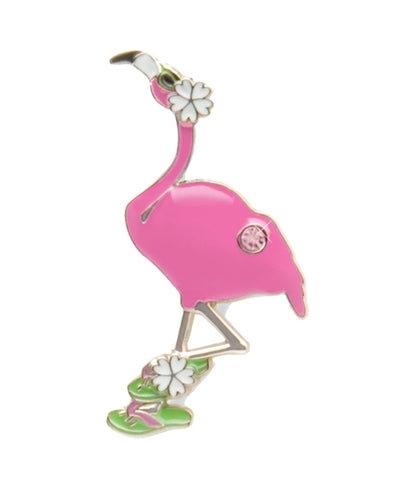 *Small Spaces* Flamingo (SKU: 01A-106)