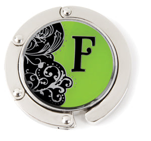 "Monogram ""F"" Hang'em High Purse Hanger (SKU: 07-206)"