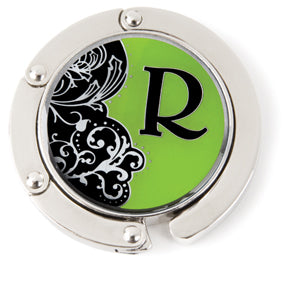 "Monogram ""R"" Hang'em High Purse Hanger (SKU: 07-215)"