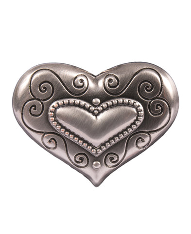 *Small Spaces* Heritage Hearts (SKU: 01A-128)