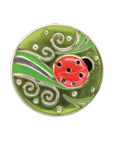 *Small Spaces* Ladybug (SKU: 01A-172)