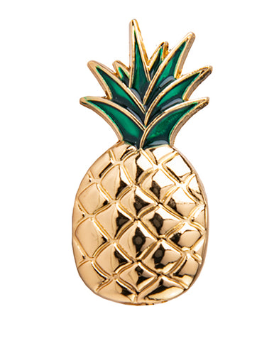 *Small Spaces* Golden Pineapple (SKU: 01A-327)