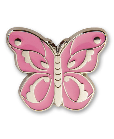*Small Spaces* Pink Butterfly (SKU: 01A-301)