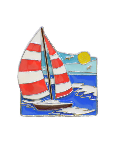*Small Spaces* Sailboat (SKU: 09-035)