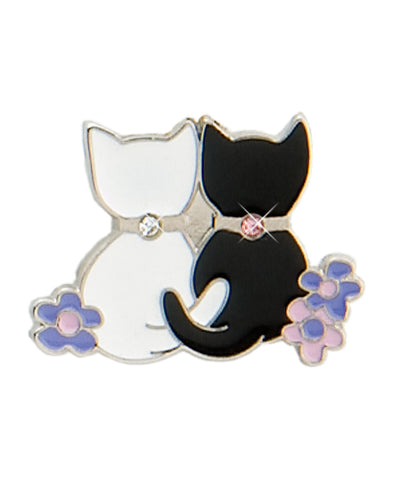*Small Spaces* Two Kitties (SKU: 01A-079)