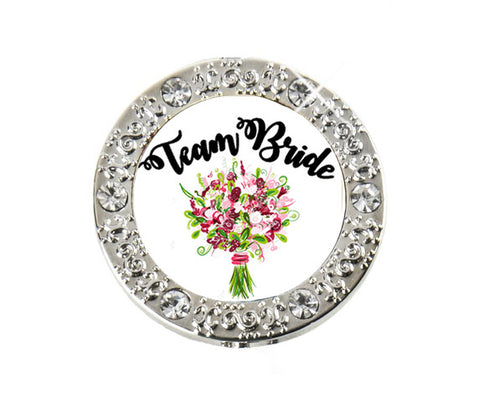 *Small Spaces* Team Bride Bling (SKU: 01BA-406)