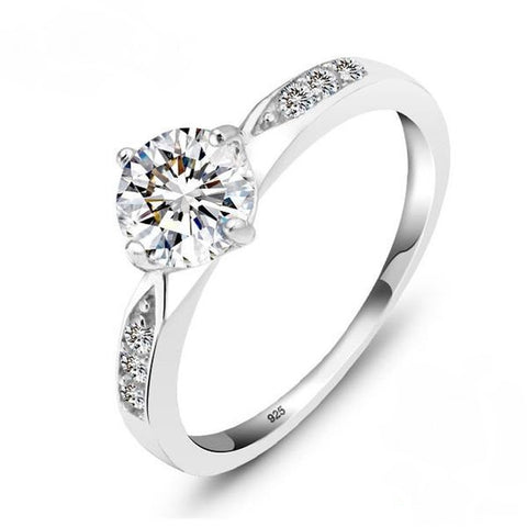 classic wedding ring , wedding ring