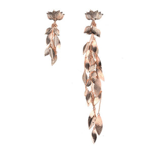 Statement Long Drop Earrings