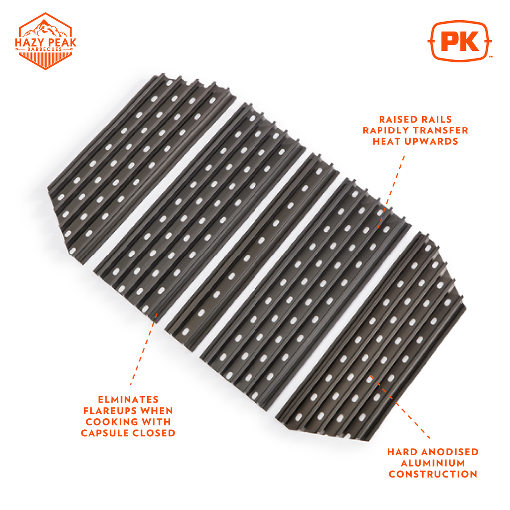 PK360 Grill Grates