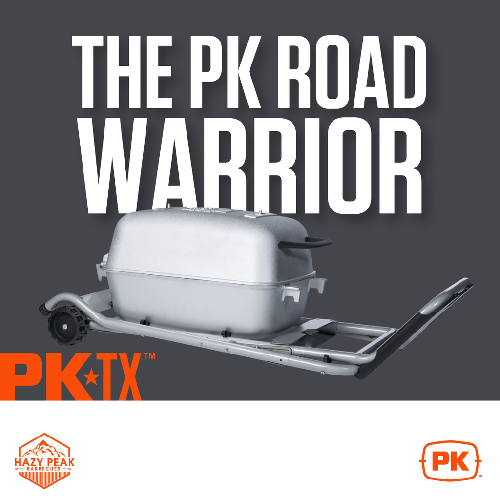 The PK Road Warrior - the PK TX