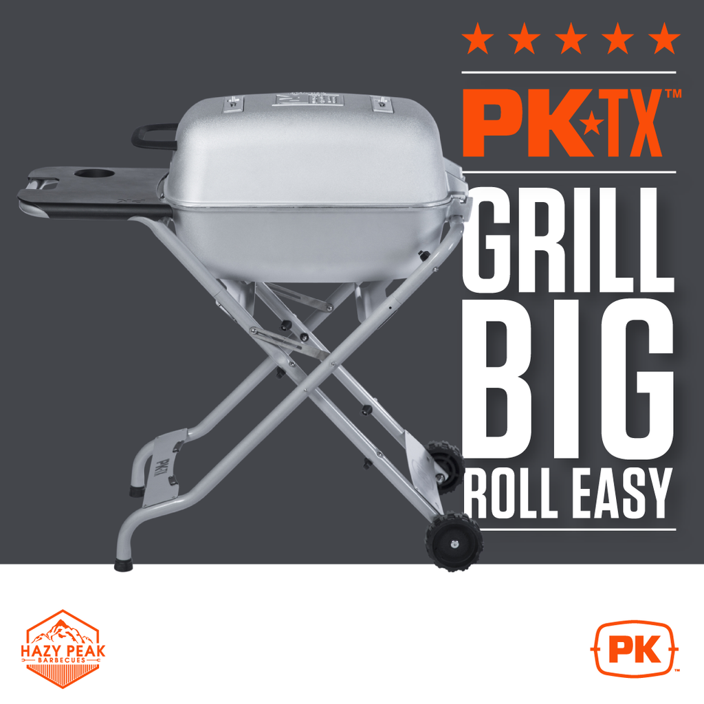 PK TX Grill Big Roll Easy