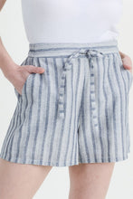 Load image into Gallery viewer, Elena Striped Shorts