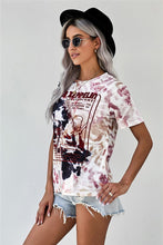 Load image into Gallery viewer, Led Zeppelin Tie Dye Tee
