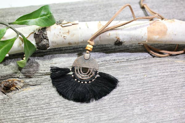 Rustic Boho Necklace